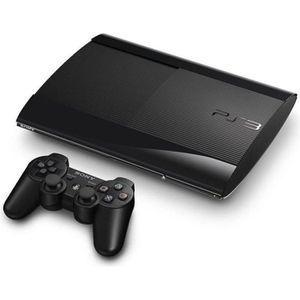 CONSOLE PS3 CONSOLE PS3 SLIM