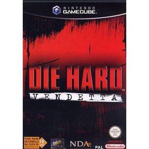 JEU GAME CUBE DIE HARD : Vendetta