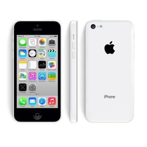 SMARTPHONE iPhone 5C 16GB Blanc + House + Protection Écran Ve
