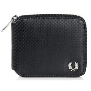 PORTEFEUILLE PORTEFEUILLE FRED PERRY NOIR L1301-102 aille Stand