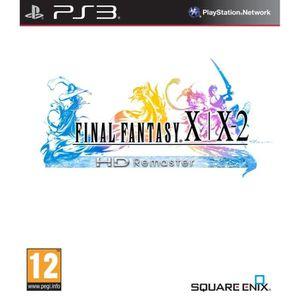 JEU PS3 FINAL FANTASY X / X-2 : HD REMASTER [JEU PS3]