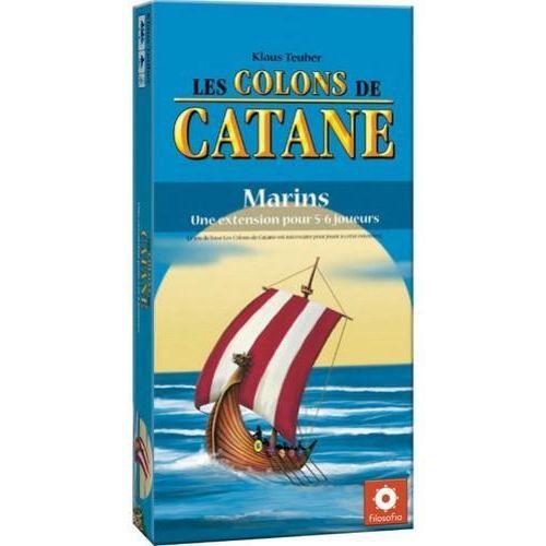 Les Marins de Catane  Extension 5/6 joueurs  Jeux de société  Acheter sur