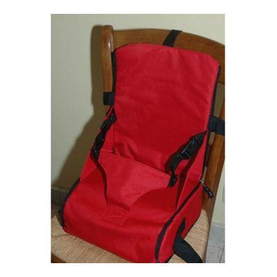 rehausseur de chaise rouge king bear rouge achat. Black Bedroom Furniture Sets. Home Design Ideas