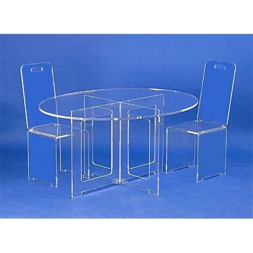 Table ovale plexiglas achat vente meuble informatique - Mobilier jardin oriental saint denis ...