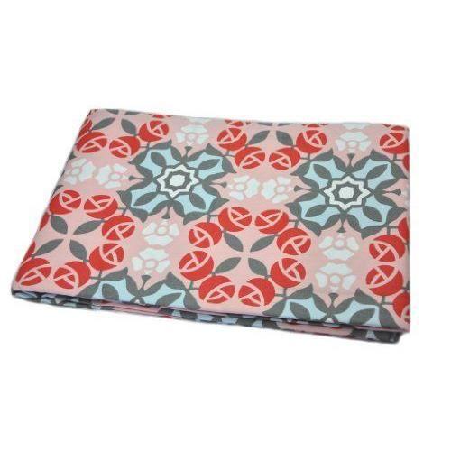 peppa grace 4250018500528 nappe 100 x 100 cm motif rose achat vente nappe de table cdiscount. Black Bedroom Furniture Sets. Home Design Ideas