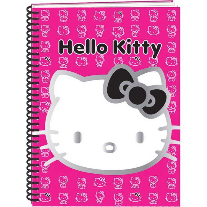 cahier hello kitty
