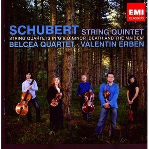 Schubert : Quintette à cordes - Quatuors à cord…