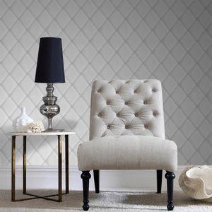 papier peint capitonne achat vente papier peint capitonne pas cher cdiscount. Black Bedroom Furniture Sets. Home Design Ideas