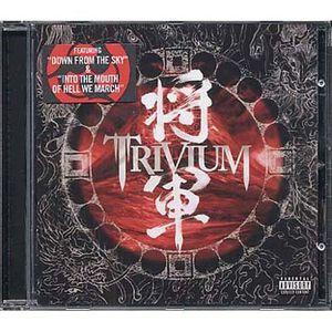 CD VARIÉTÉ INTERNAT Shogun by Trivium