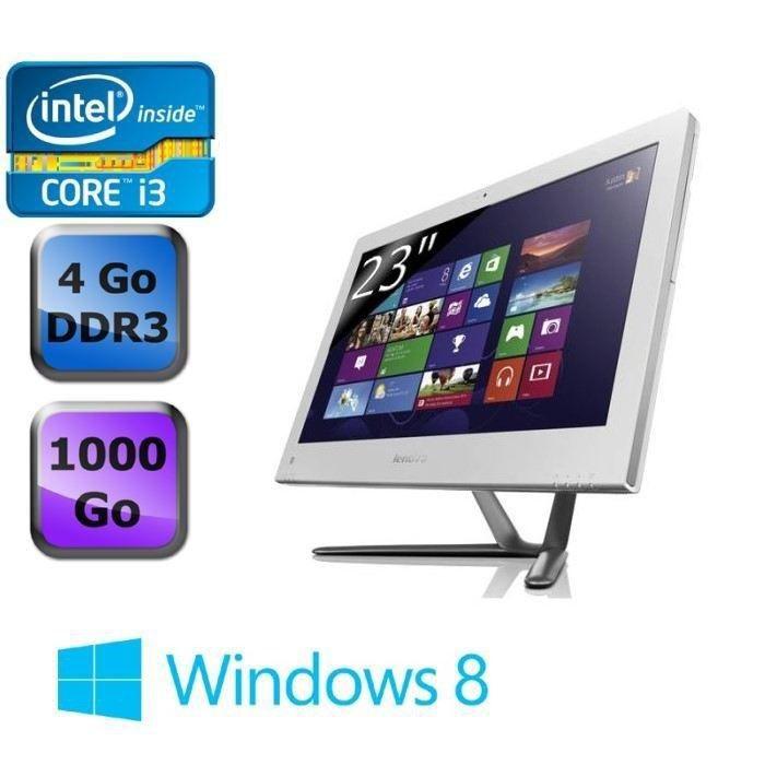 lenovo ideacentre c540 achat vente ordinateur tout en. Black Bedroom Furniture Sets. Home Design Ideas
