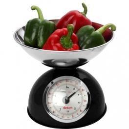 Balance de cuisine m canique 5 kg bol amovible 2l - Balance mecanique cuisine ...