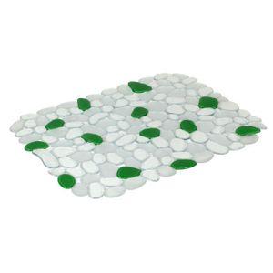 YOKO DESIGN Tapis d'évier vert