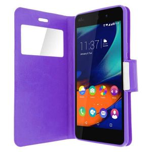Housse telephone wiko sunny achat vente housse for Housse telephone wiko