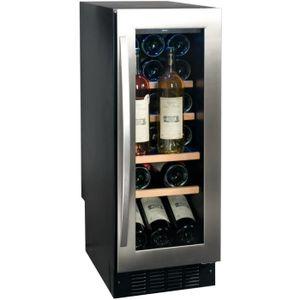 Caves vin encastrables achat vente pas cher cdiscount - Cave a vin 300 bouteilles ...