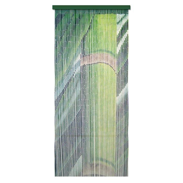 rideau de porte bambou feng shui zen2 achat vente rideau de porte cdiscount. Black Bedroom Furniture Sets. Home Design Ideas