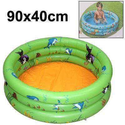 Piscine gonflable pour enfants 90 x 40 cm achat vente piscine gonflable - Piscine gonflable cdiscount ...