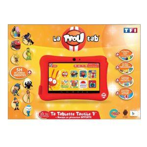 TFOU Tablette Enfant 7 Pouces