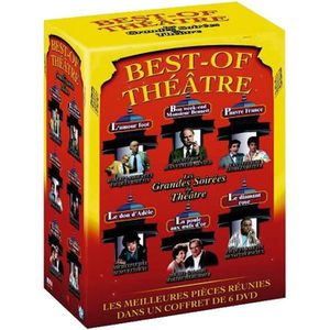 DVD SPECTACLE Best-Of théatre - Volume 1 : Robert Lamoureux, Jac