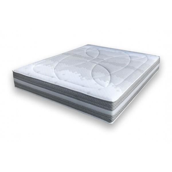 matelas 140 x 200 aero spring 1200 visco armorel achat vente matelas cdiscount. Black Bedroom Furniture Sets. Home Design Ideas