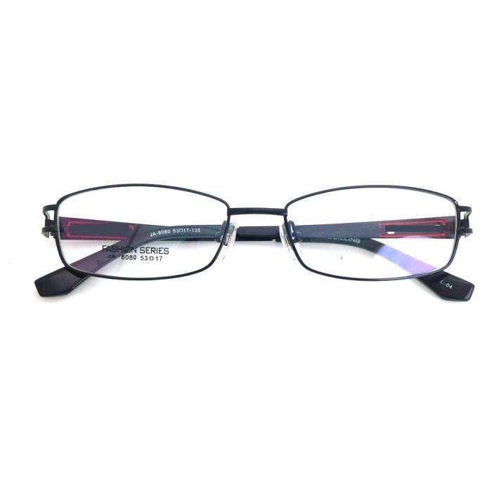 monture de lunettes de vue homme les cadres de myopia achat vente lunettes de vue monture de