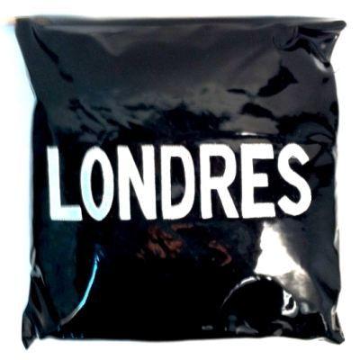 Coussin londres couleur noir achat vente coussin - Housse clic clac londres ...