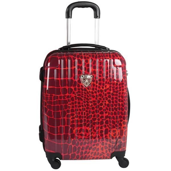 valise lollipops 60 cm red achat vente valise bagage valise lollipops 60 cm red cdiscount. Black Bedroom Furniture Sets. Home Design Ideas