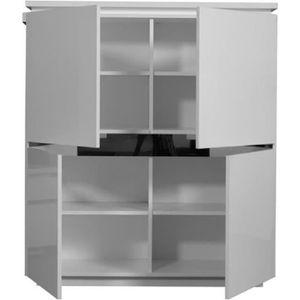 Armoire vaisselle achat vente armoire vaisselle pas for Armoire de salon