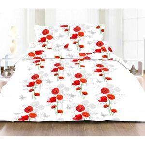 parure de lit achat vente parure de lit pas cher. Black Bedroom Furniture Sets. Home Design Ideas