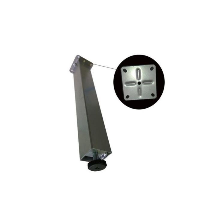 Pied hauteur 33 cm pour meuble salle de bain 2 lots au choix achat vente finition meuble for Hauteur vanite salle de bain 2