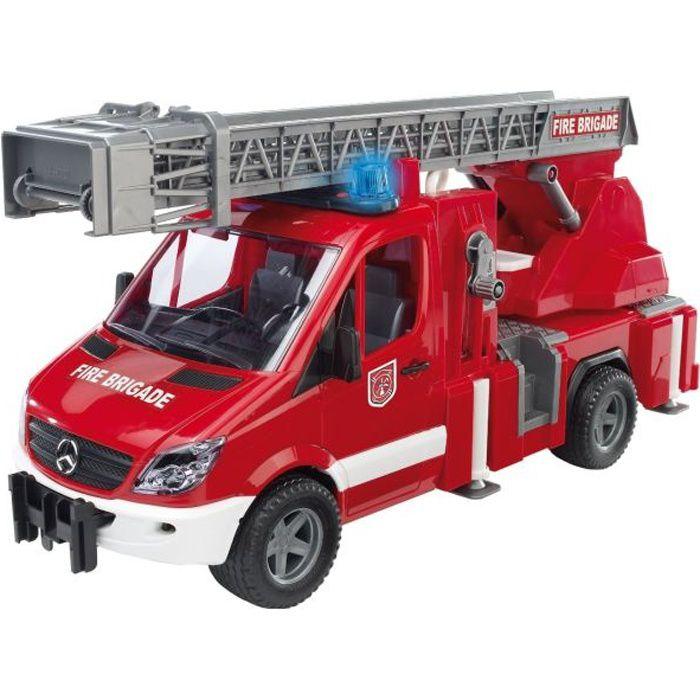 camion de pompier mercedes benz achat vente voiture camion cdiscount. Black Bedroom Furniture Sets. Home Design Ideas