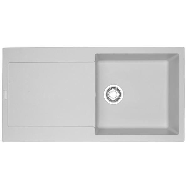 franke evier maris platinum 094532 achat vente. Black Bedroom Furniture Sets. Home Design Ideas
