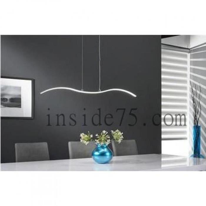 lustre suspendu design achat vente lustre suspendu design pas cher cdiscount. Black Bedroom Furniture Sets. Home Design Ideas