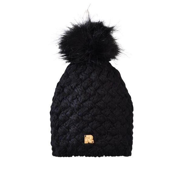 bonnet noir pompon racoon homme femme noir achat vente bonnet cagoule 3700651217532. Black Bedroom Furniture Sets. Home Design Ideas