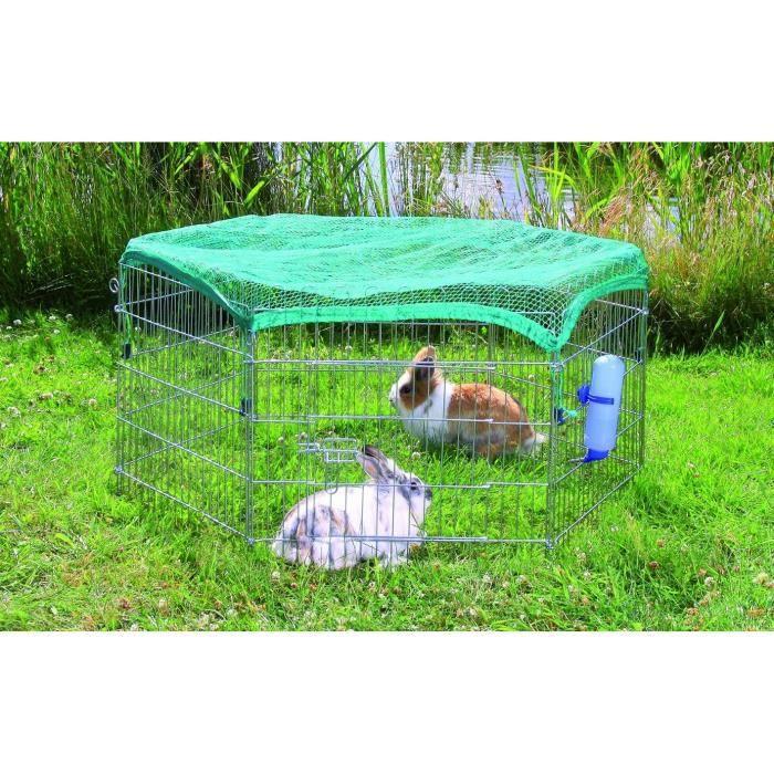 trixie natura enclos avec filet pour rongeur achat vente cage natura enclos avec filet. Black Bedroom Furniture Sets. Home Design Ideas