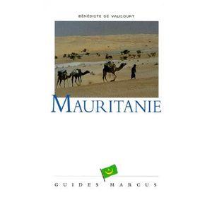 GUIDES MONDE MAURITANIE. Edition 2000