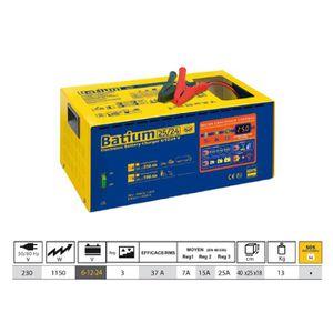 chargeur automatique batium gys 024533 achat vente chargeur de batterie gys 024533. Black Bedroom Furniture Sets. Home Design Ideas