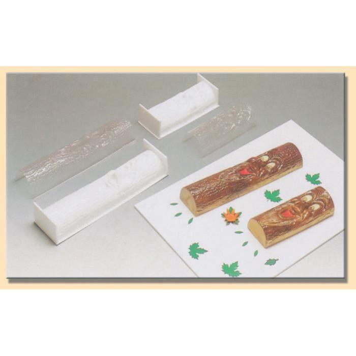 Gouttiere plastique pour buche glacee gm 37x9x7cm for Ustensile de cuisine en plastique