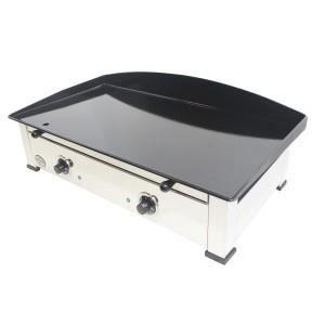 plancha lectrique eco 80cm plaque de cuisson e achat. Black Bedroom Furniture Sets. Home Design Ideas