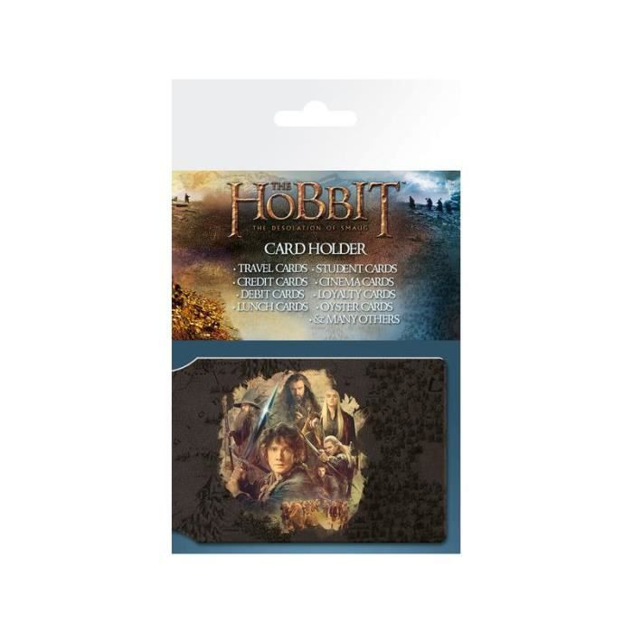 Porte carte the hobbit collage achat vente porte carte for Porte hobbit