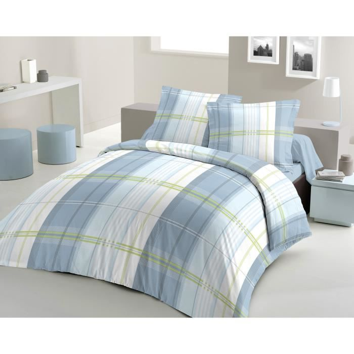 housse de couette pastel 200x200cm ciel achat vente. Black Bedroom Furniture Sets. Home Design Ideas