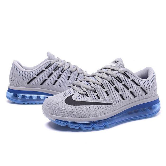 Nike Air Max 2016 Toute Noir
