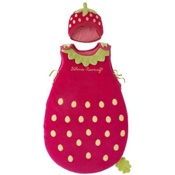douillette naissance ludique fraise achat vente gigoteuse turbulette 3148801000533 cdiscount. Black Bedroom Furniture Sets. Home Design Ideas