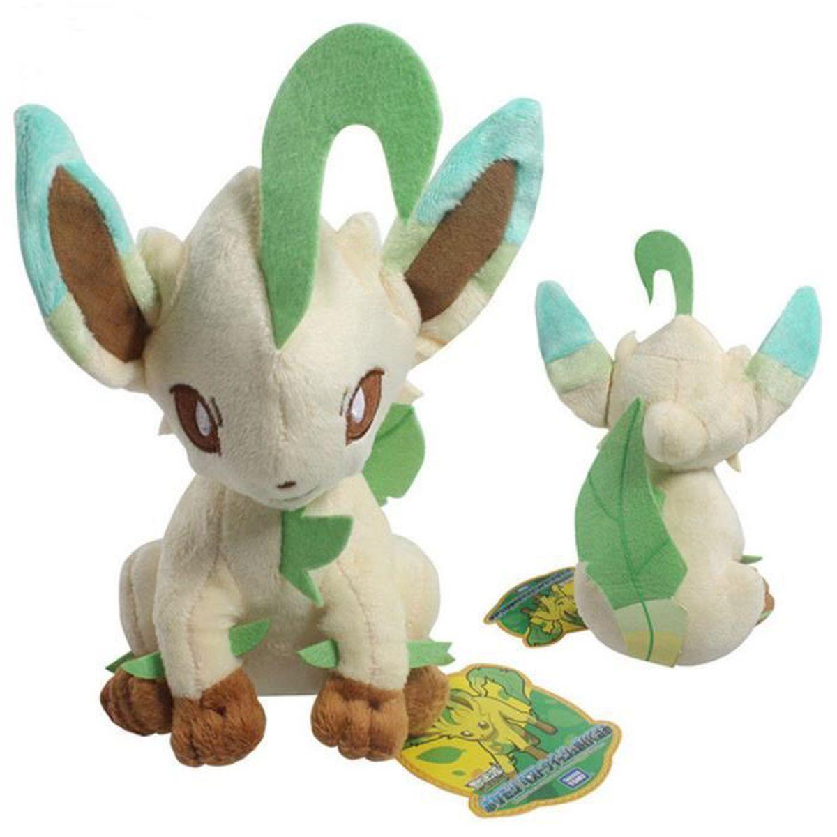 9 pcs set pokemon evoli famille en peluche animaux empaill s espeon voltali aquali flareon - Famille evoli pokemon ...
