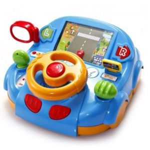 simulateur de conduite enfant achat vente jeux et jouets pas chers. Black Bedroom Furniture Sets. Home Design Ideas