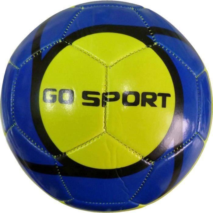 BALLON DE FOOTBALL GO SPORT Ballon GO BALL Taille 5