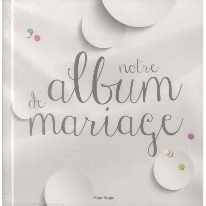 notre album de mariage achat vente livre adeline escoffier - Album Photo Vierge Mariage