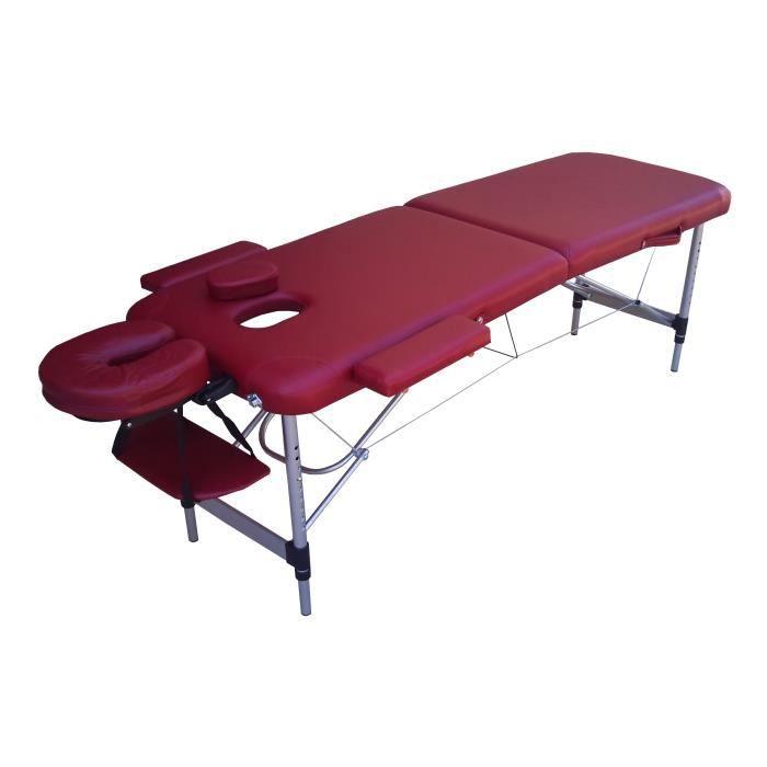 Table massage pliante bois images - Table de massage alu ...