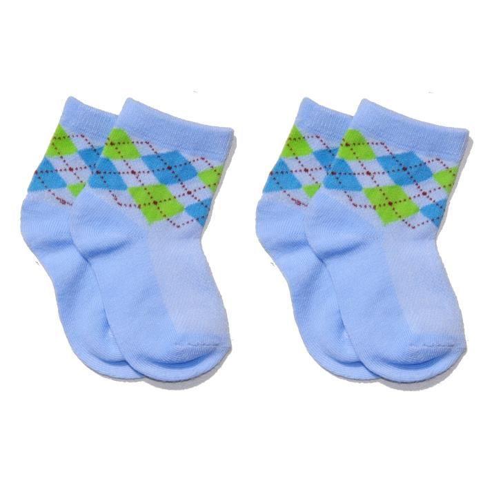 lot de 2 paires chaussette enfant bleu taille 21 30 achat vente chaussettes 4512651321534. Black Bedroom Furniture Sets. Home Design Ideas