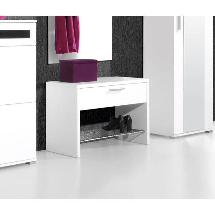 cdiscount meuble chaussure blanc. Black Bedroom Furniture Sets. Home Design Ideas