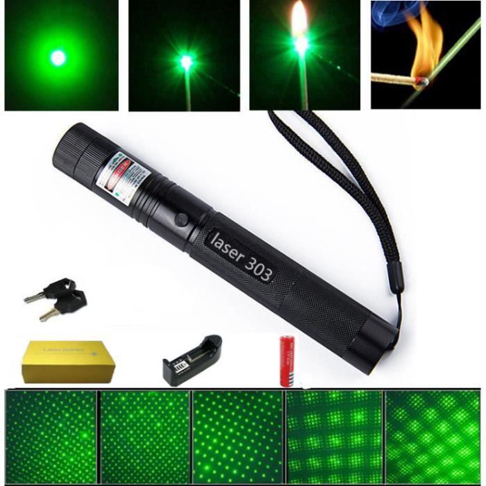 Pointeur laser achat vente pointeur laser pas cher cdiscount for Pointeur laser vert mw